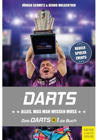 Buch »Darts / Jürgen Schmitz, Bernd Molkenthin« kaufen