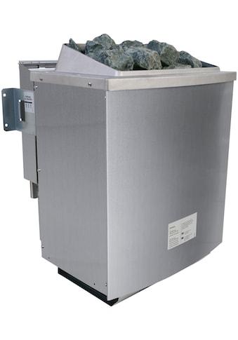 Karibu Sauna »Hilda«, 4,5-kW-Bio-Ofen mit ext. Steuerung kaufen