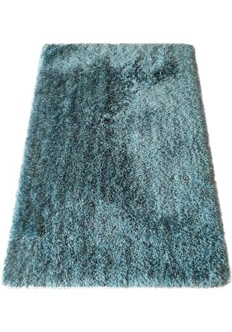 Leonique Hochflor-Teppich »Romy«, rechteckig, 70 mm Höhe, synthetischer Flokati,... kaufen