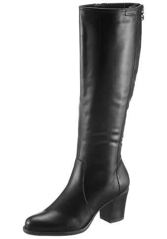 Tamaris Stiefel »TORA«, variable Schaftweite durch Reißverschluss kaufen