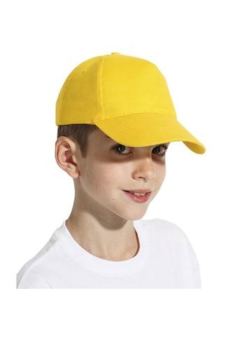 SOLS Baseball Cap »Kinder Unisex Baseballkappe Sunny« kaufen