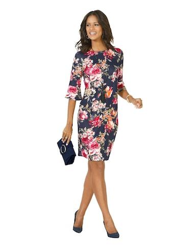 Lady Jersey - Kleid mit hinreißendem Blumen - Muster kaufen