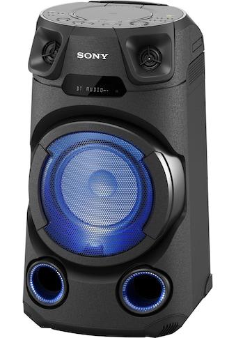 Sony »MHC - V13« Party - Lautsprecher (Bluetooth, NFC, 150 Watt) kaufen