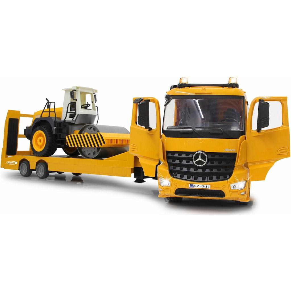 Jamara RC-Truck »Tieflader Arocs«, mit Sound