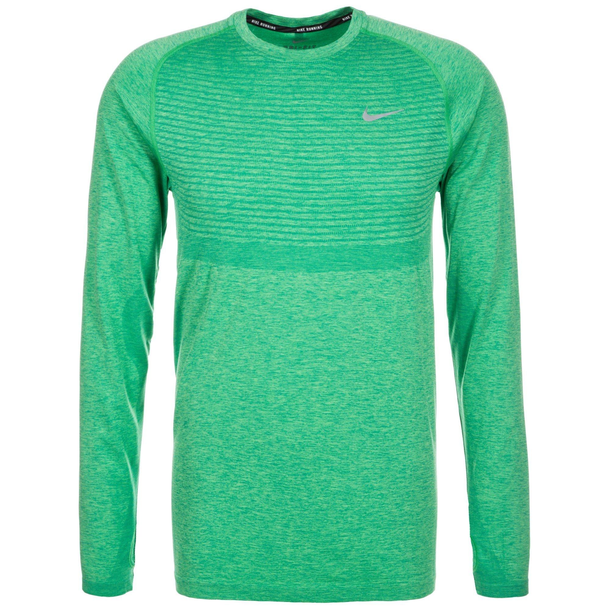 Nike Dri FIT Knit Laufshirt Herren, Hohe Atmungsaktivität und beste Belüftung online kaufen   OTTO