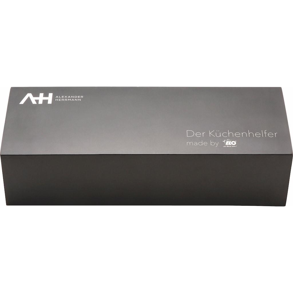 """Alexander Herrmann Kochbesteck-Set """"Premium"""", (Set, 3-tlg.)"""