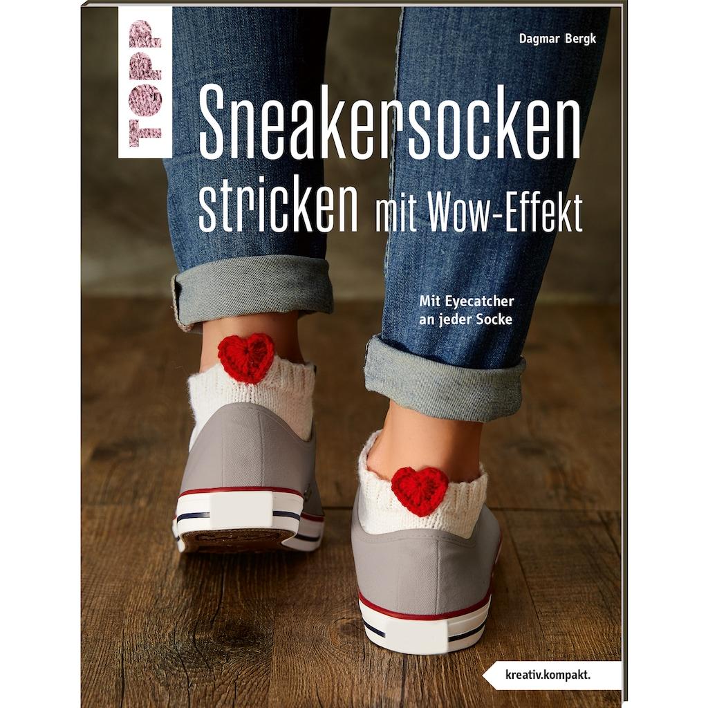 Buch »Sneakersocken stricken mit Wow-Effekt (kreativ.kompakt.) / Dagmar Bergk«