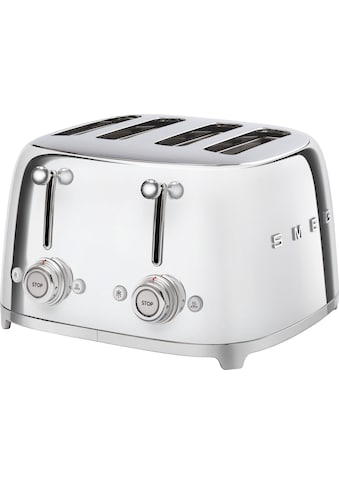 Smeg Toaster »TSF03SSEU«, 3000 Watt kaufen