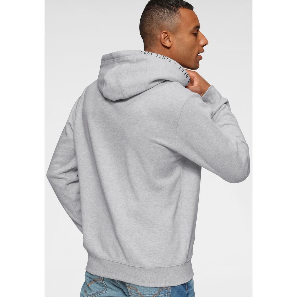 H.I.S Kapuzensweatshirt, mit Markenprint an der Kapuze