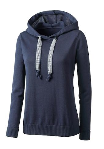 Inspirationen Kapuzenpullover »Pullover« kaufen