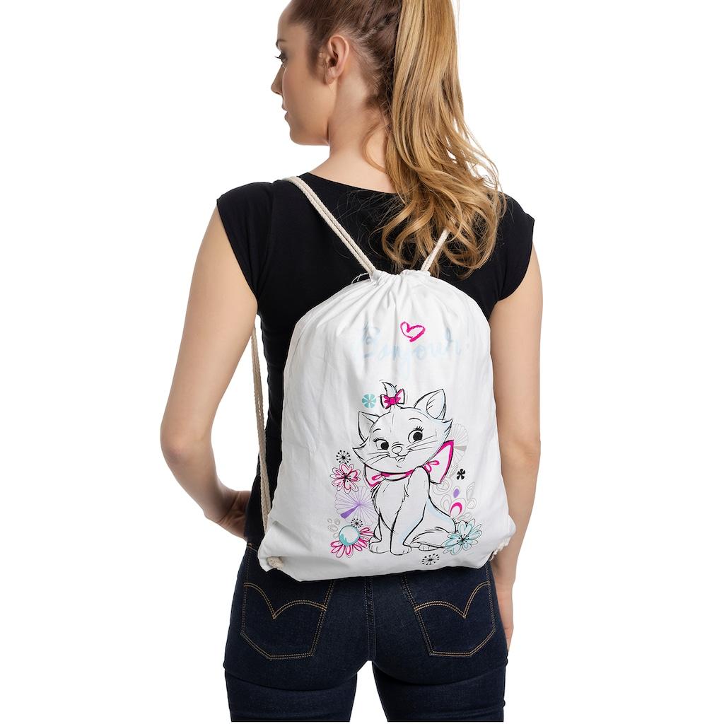 Disney Turnbeutel »Disney Aristocats Marie Bonjour Gym Bag«