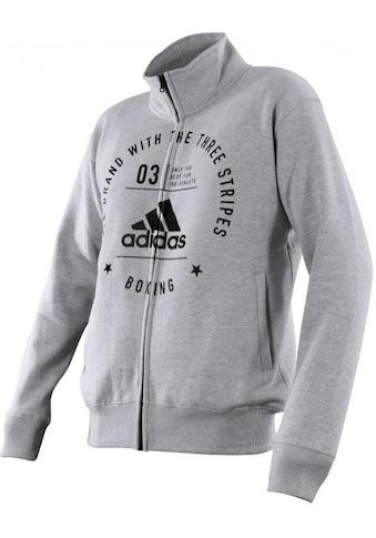 """adidas Performance Sweatjacke »Community Jacket """"Boxing""""« kaufen"""