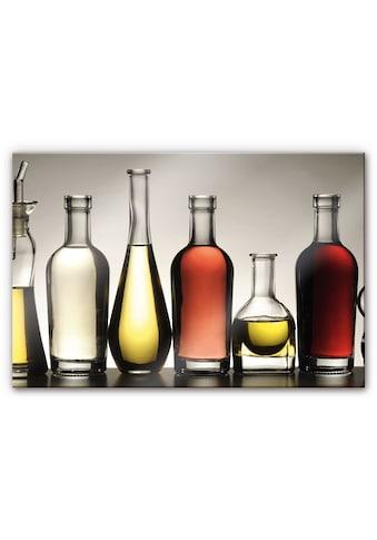 Wall-Art Küchenrückwand »Spritzschutz Küche Olio e Aceto« kaufen