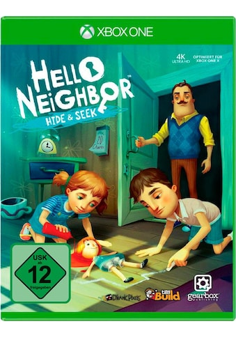 Hello Neighbor Hide & Seek Xbox One kaufen