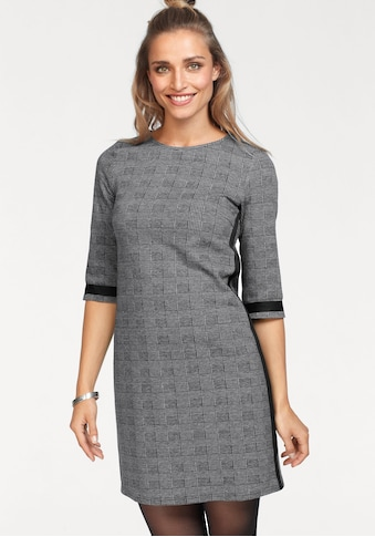 Aniston CASUAL Jerseykleid, im Karodessin kaufen