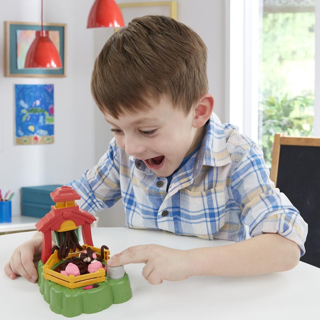 Hasbro Knete »Play-Doh Animal Crew, Pigsley Kleine Schweinchen«