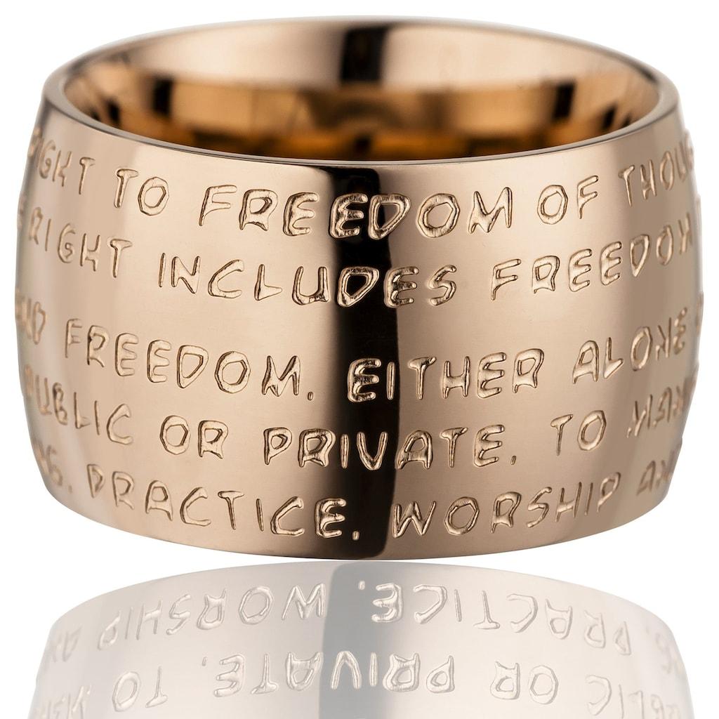 Gilardy Ring Edelstahl