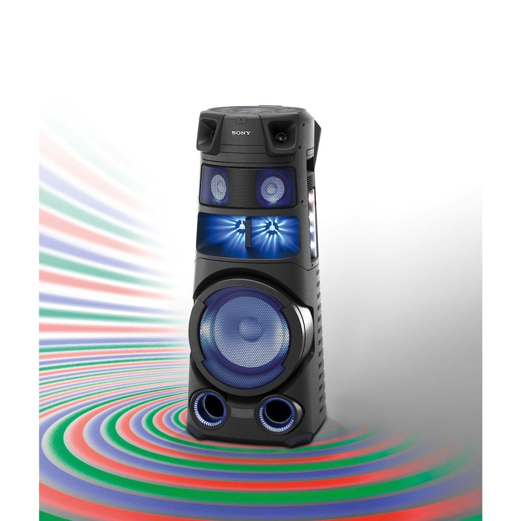 Sony Party-Lautsprecher »MHC-V83D«