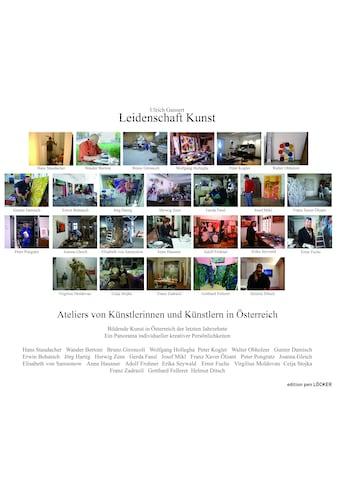 Buch »Leidenschaft Kunst / Ulrich Gansert« kaufen