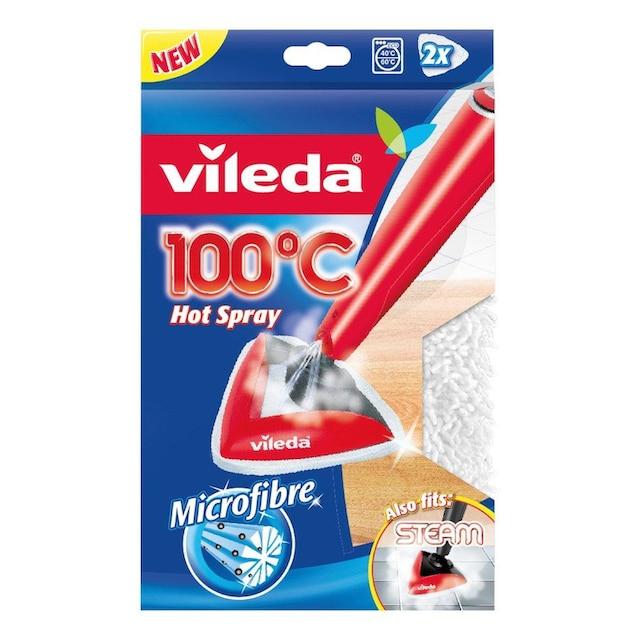 Vileda Ersatzbezug Steam und 100°