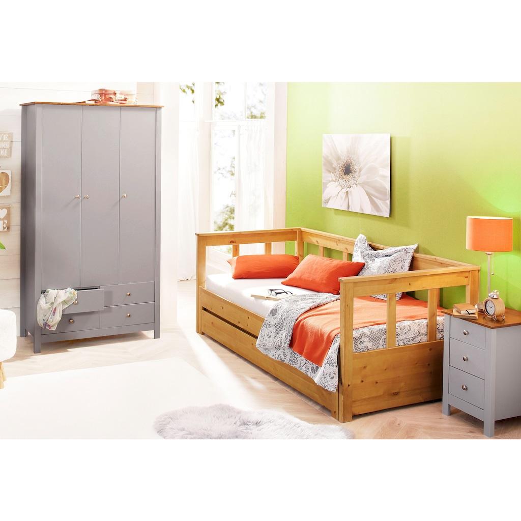 Home affaire Daybett »Aira«, mit ausziehbarer Liegefläche