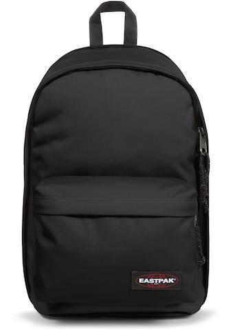 Eastpak Schulrucksack »BACK TO WORK, Black«, enthält recyceltes Material (Global... kaufen