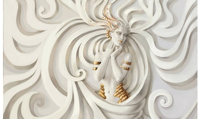 Consalnet Fototapete »Medusa«, Motiv kaufen