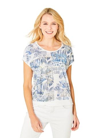 Hajo Edles Shirt Rundhals kaufen