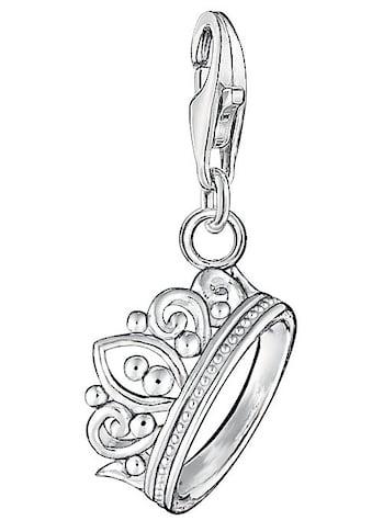 THOMAS SABO Charm - Einhänger »Krone, 1011 - 001 - 12« kaufen