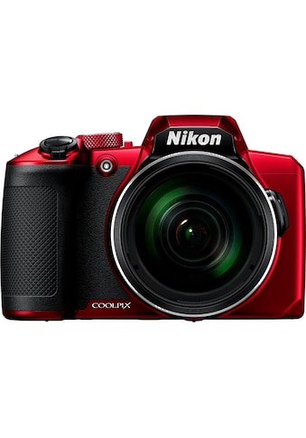 Nikon »Coolpix B600« Superzoom - Kamera (NIKKOR - Objektiv mit optischem 60 - fach - Zoom, 16 MP, 60x opt. Zoom, Bluetooth WLAN (Wi - Fi)) kaufen