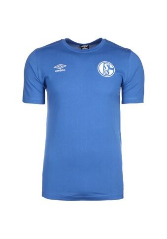 Umbro T - Shirt »Fc Schalke 04 Crew« kaufen