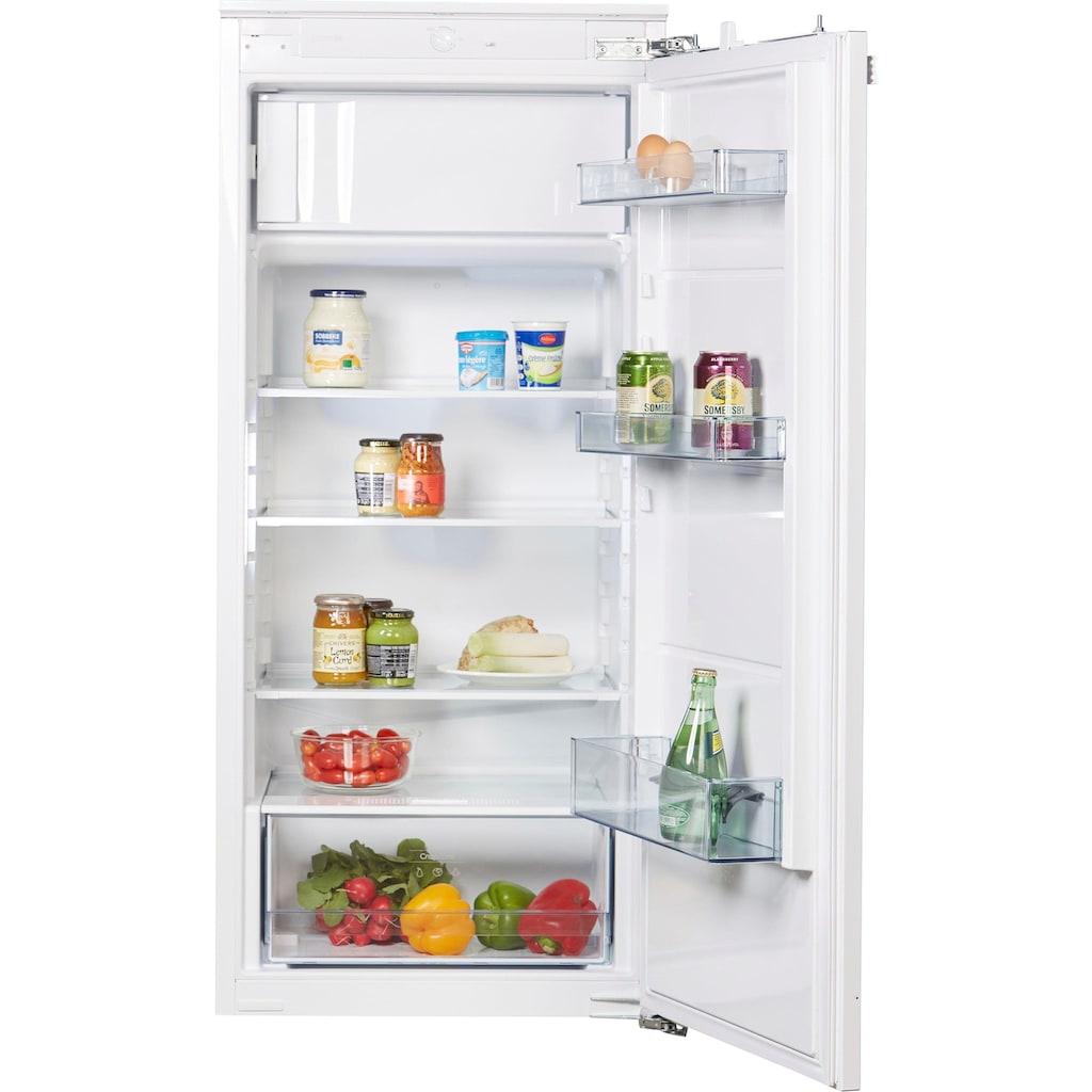 GORENJE Einbaukühlschrank »RBI2122E1«, integrierbar