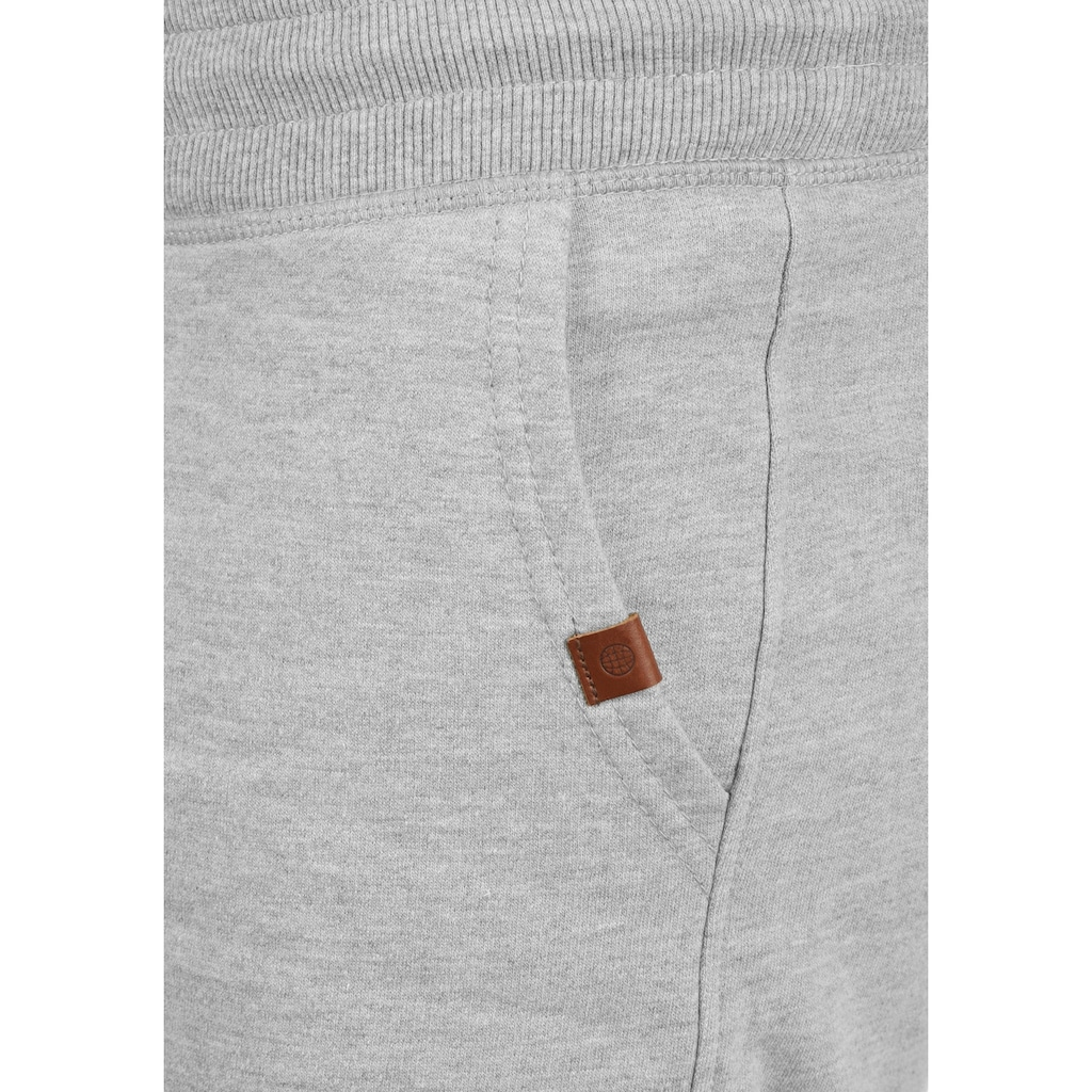 Blend Sweatshorts »Mulker«, kurze Hose mit Kontrastkordeln