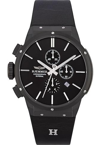 HAEMMER GERMANY Chronograph »STRIKING, HSG-4801« kaufen
