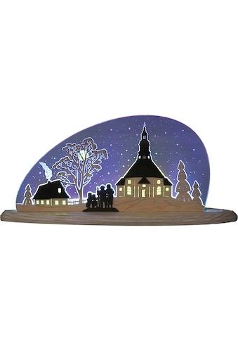 """Weigla Lichterbogen """"Seiffener Kirche"""" kaufen"""