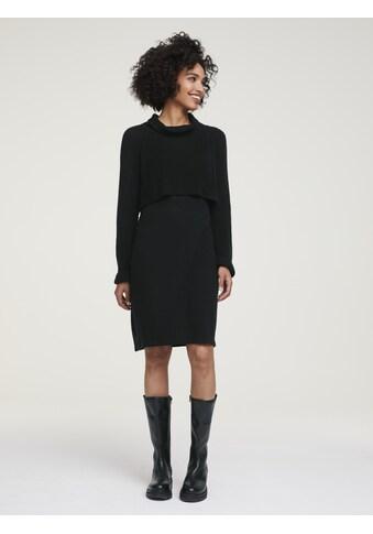Strickkleid 2 - in - 1 - Look kaufen