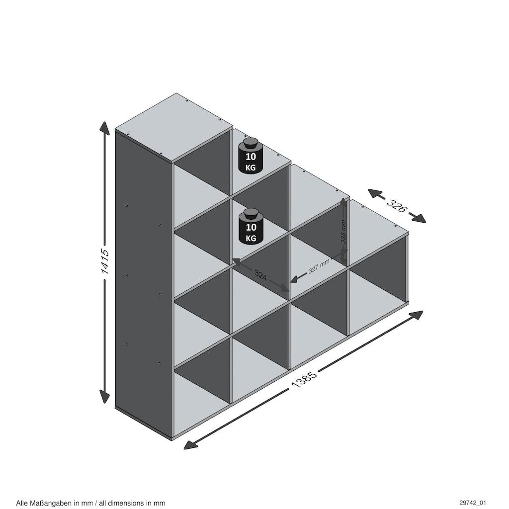 FMD Raumteilerregal »Mega 2«