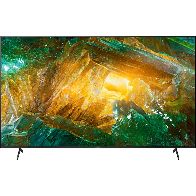 Sony KD85XH8096 Bravia LCD-LED Fernseher (215 cm / (85 Zoll), 4K Ultra HD, Android TV