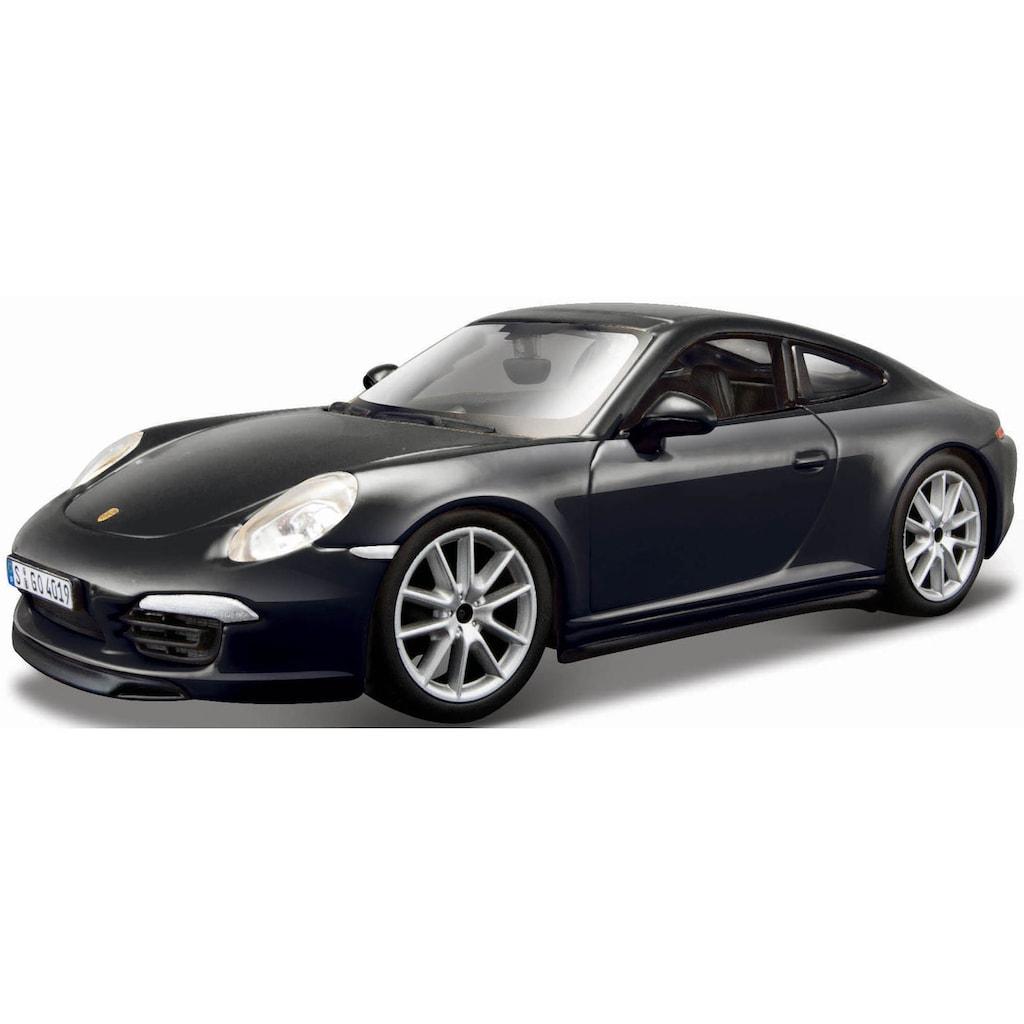 Bburago Sammlerauto »Porsche 911 Carrera S«, 1:24