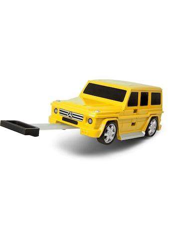 """Packenger Hartschalen - Trolley """"Mercedes - Benz G63"""", 4 Rollen kaufen"""