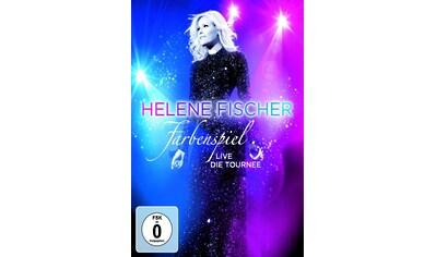 Musik - CD Farbenspiel Live - Die Tou / Fischer,Helene, (1 DVD - Video Album) kaufen