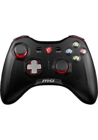 MSI Force GC30 Gaming Controller »Unterstützt eine kabellose Verbindung« kaufen