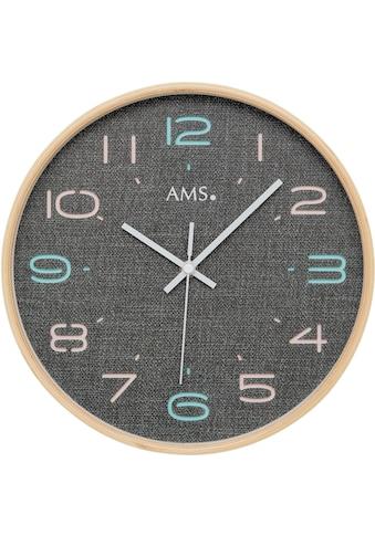 AMS Funkwanduhr »F5513« kaufen
