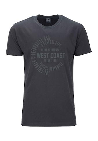 AHORN SPORTSWEAR T-Shirt mit stylishem Print kaufen