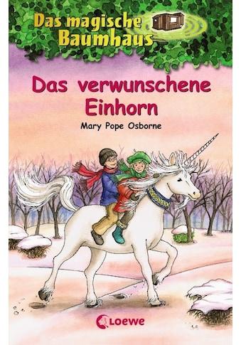 Buch »Das magische Baumhaus 34 - Das verwunschene Einhorn / Mary Pope Osborne, Petra... kaufen