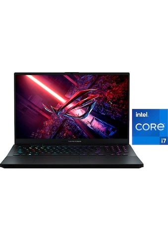 "Asus Gaming-Notebook »GX703HR-K4054T«, (43,94 cm/17,3 "" Intel Core i7 RTX,™ 3070\r\n... kaufen"