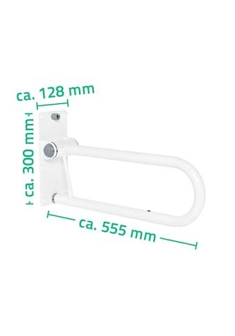 Ridder Haltegriff »Comfort«, Länge, 55,5 cm WC-Aufstehbügel kaufen