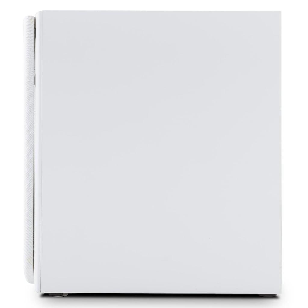 Auna Regallautsprecher Paar 100W passiv weiß »Linie 501 BS-WH«