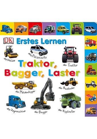 Buch »Erstes Lernen. Traktor, Bagger, Laster / DIVERSE« kaufen