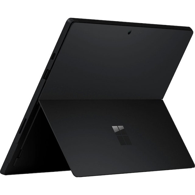 Microsoft Surface Pro 7 - 16GB / 256GB i7 Schwarz Convertible Notebook (31 cm / 12,3 Zoll, Intel,Core i7, 256 GB SSD)